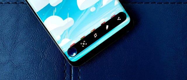 Come fare uno screenshot su Samsung Galaxy S10+