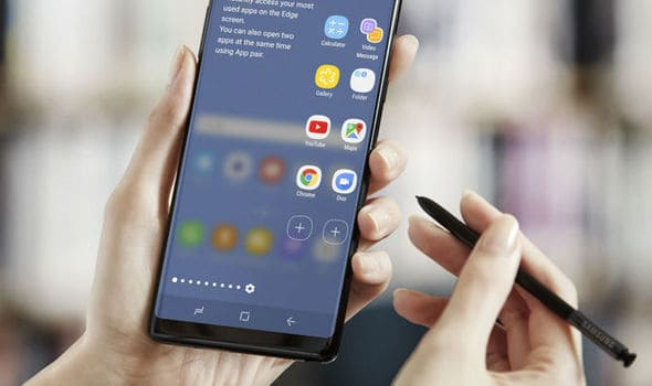 Come personalizzare il multitasking su Samsung Galaxy Note 9