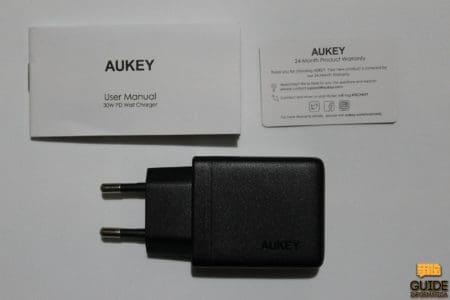 Aukey PA-Y21 caricatore da parete recensione