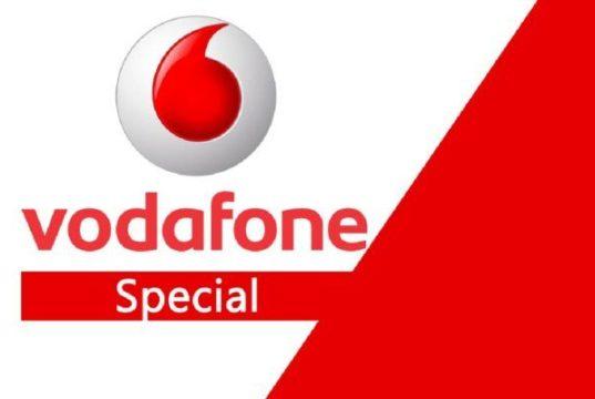 Come funziona Special Minuti 30 GB di Vodafone - Aprile 2019