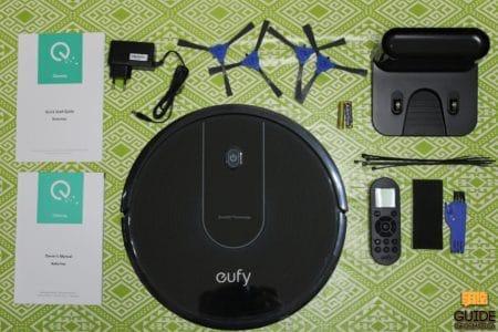 Eufy RoboVac 12 recensione