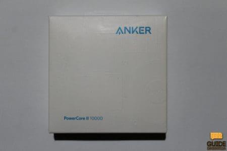 Anker PowerCore II 10000 powerbank recensione