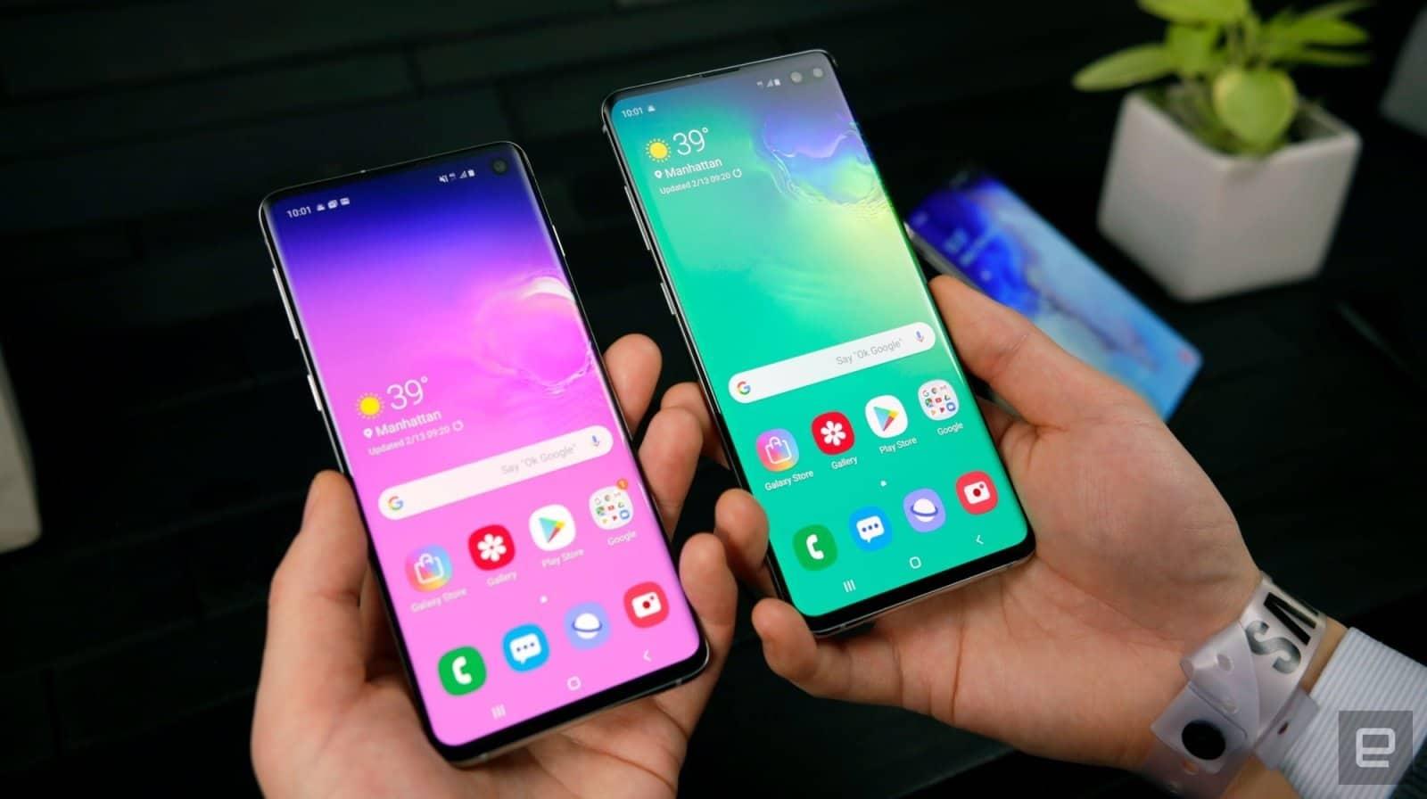 Come aggiungere una scorciatoia per la luminosità dello schermo su Samsung Galaxy S10