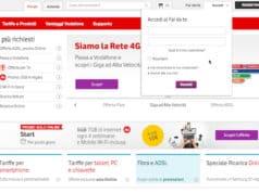 Come disattivare una promozione Vodafone direttamente dal sito internet