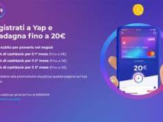 Come funziona il nuovo Bonus di benvenuto di YAP
