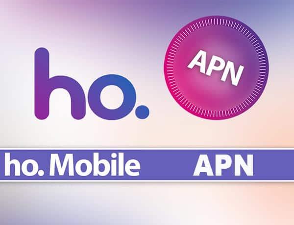 APN Ho. Mobile