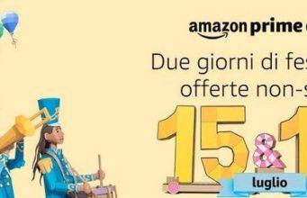 Account Amazon Prime gratis in vista del Prime Day