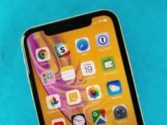 Come disattivare Trova iPhone dalle impostazioni su iPhone XR