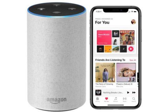 Come attivare Apple Music su Amazon Echo