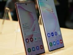 Samsung Galaxy Note 10 e 10+