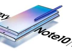 Samsung Galaxy Note 10 vs Galaxy Note 10+