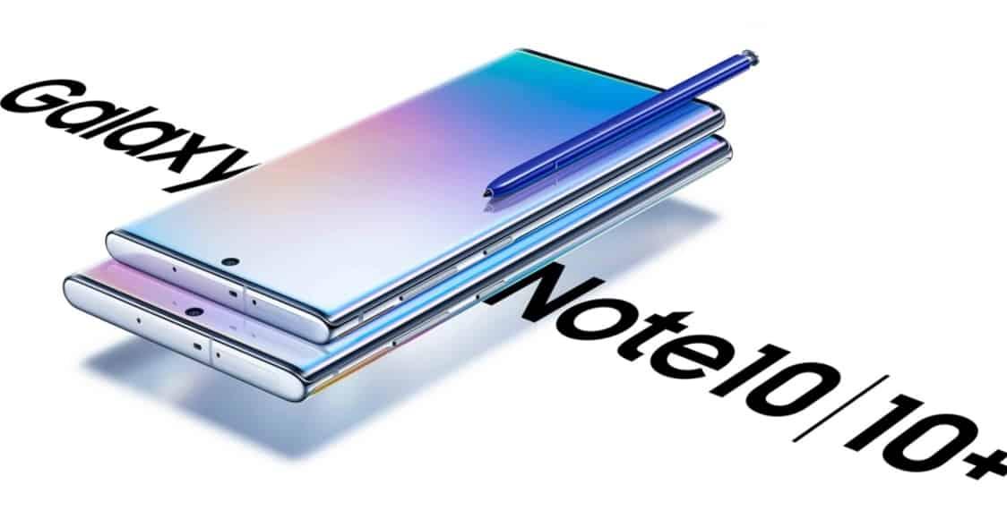Samsung Galaxy Note 10 vs Galaxy Note 10+