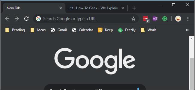 Come impostare la Dark Mode su Google Chrome
