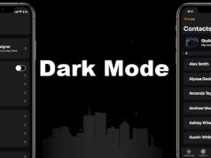 Come attivare la dark mode su iPhone 11