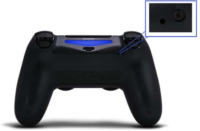 Come resettare il controller della PS4