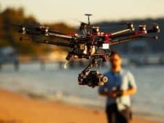 Migliori droni per riprese aeree 2019