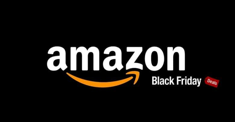 Sconto pre Black Friday Amazon