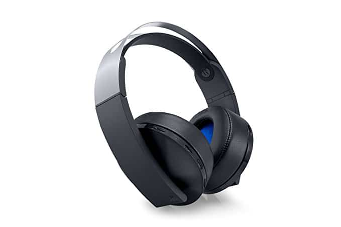 PlayStation 4 Platinum Wireless Headset - Platinum