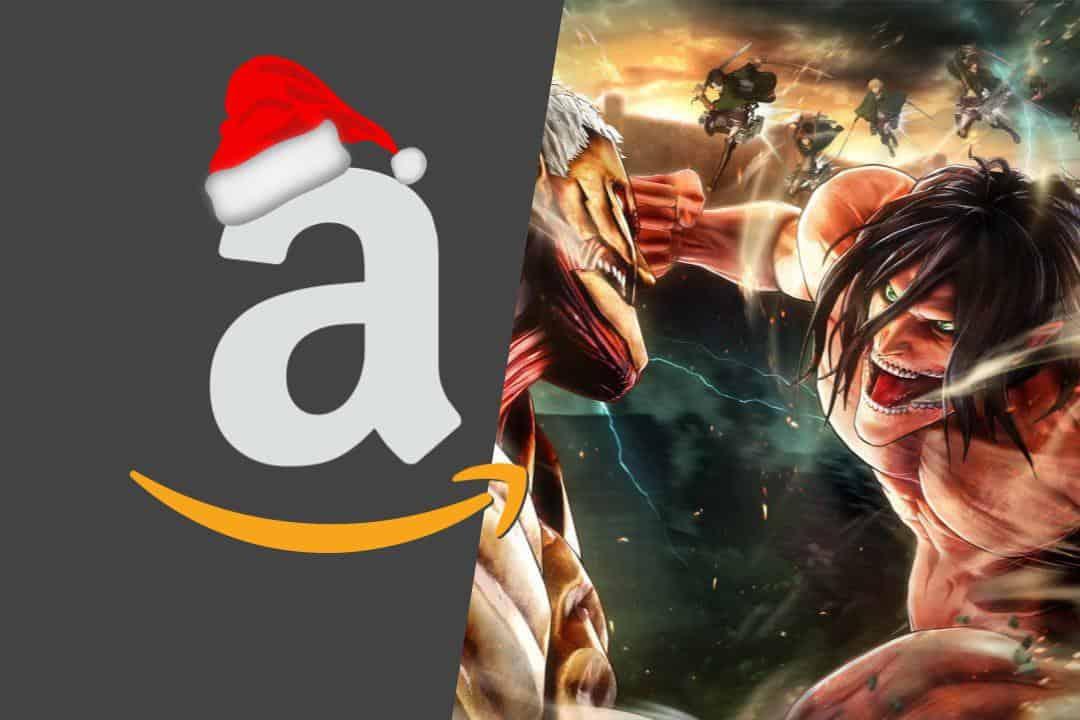 Videogames in sconto per Natale 2019