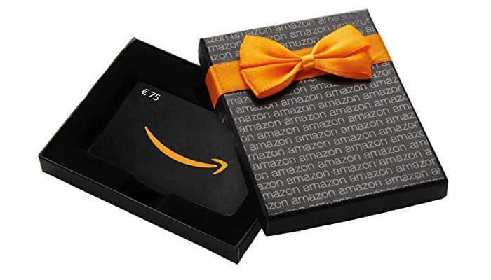 Come salvare un buono regalo Amazon
