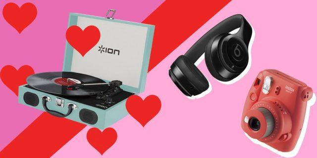 regali tech San Valentino