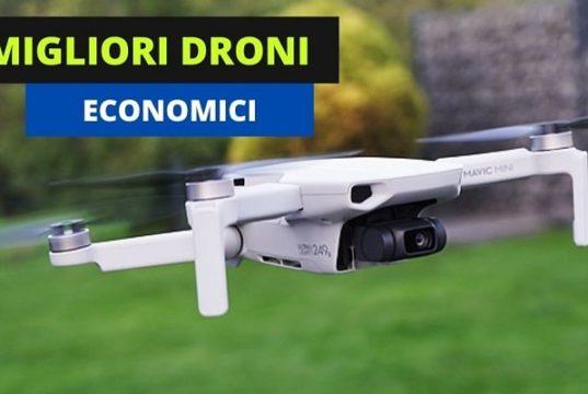 migliori droni