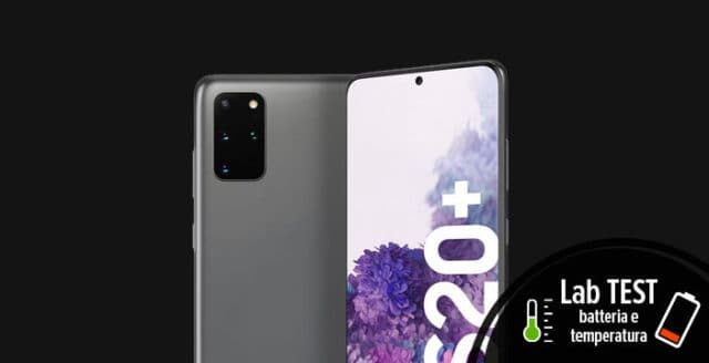 batteria dei Galaxy S20