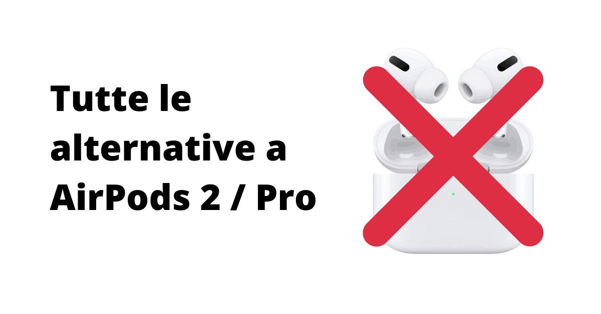 alternative airpods pro