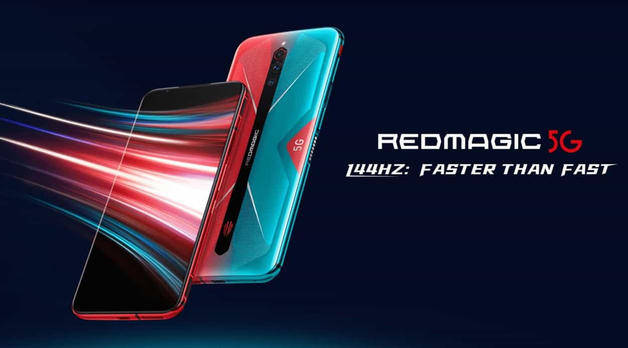 redmagic 5g