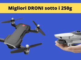 droni senza patente