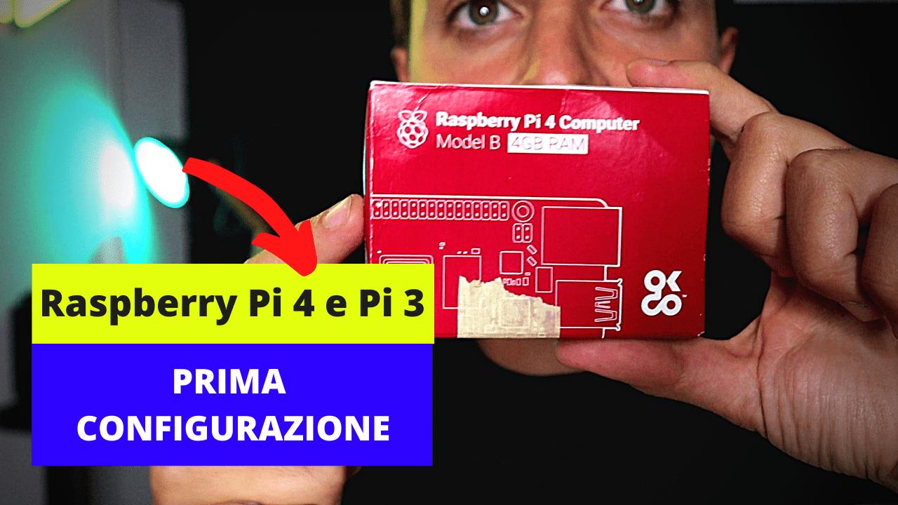 installare sistema operativo raspberry